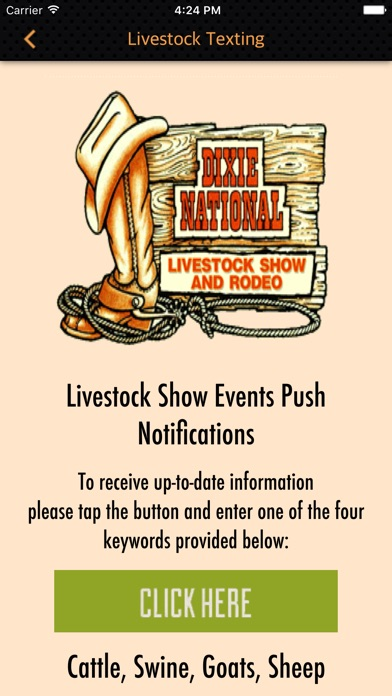 Dixie National Rodeo App Download Android Apk