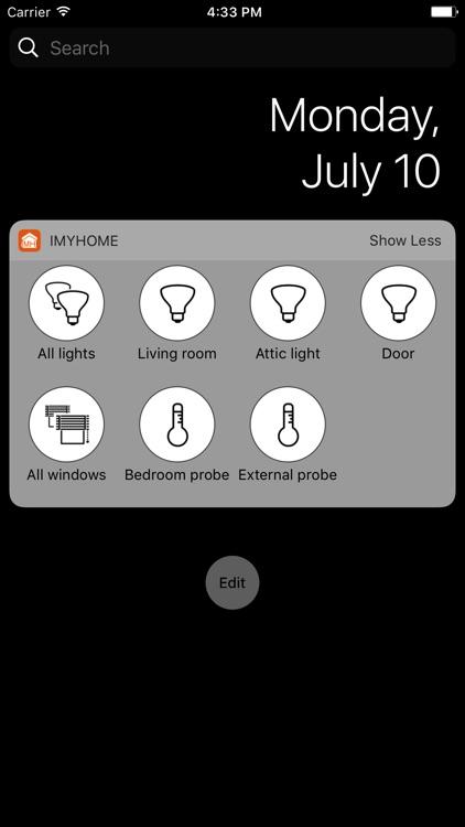 iMyHome screenshot-4