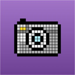Pixelate - Add cute funny pixel stickers to photos