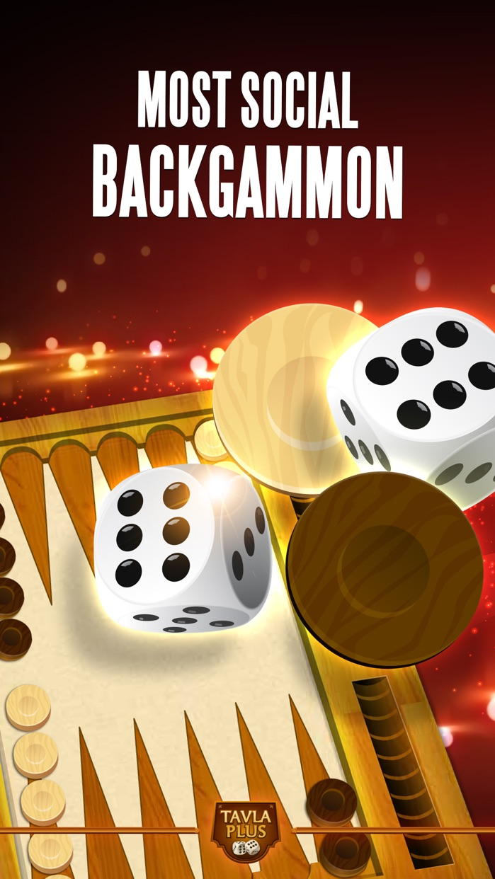 Backgammon Plus! Screenshot