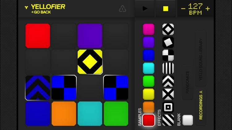 Yellofier Electrified screenshot-3