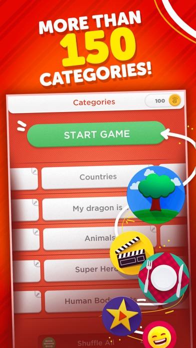 Stop - Categories Word Game Screenshot 3