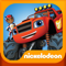 App Icon for Blaze and the Monster Machines App in Indonesia IOS App Store