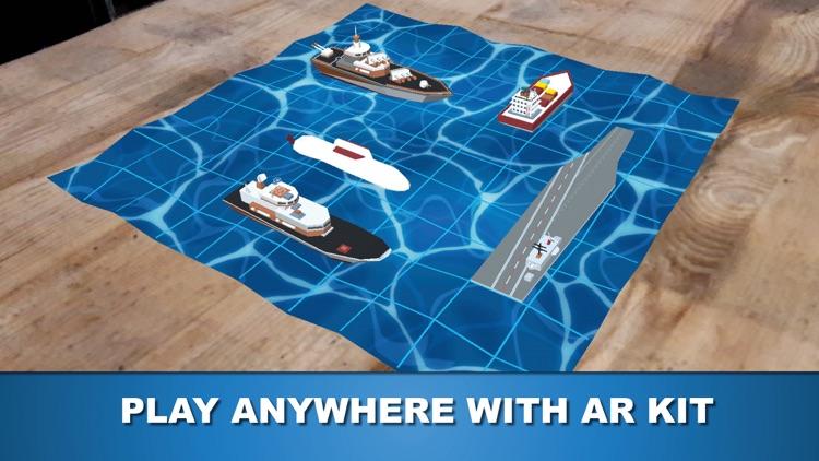 AR Sea Wars
