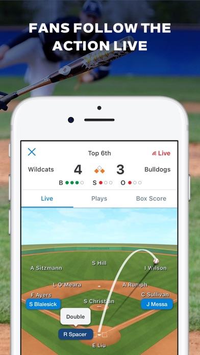 GameChanger Baseball Softball app image