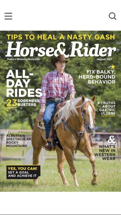 Horse&Rider USA