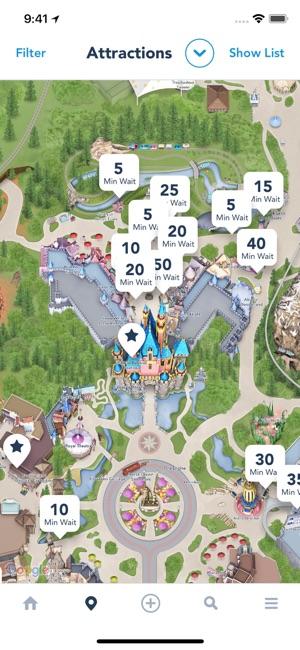 Disneyland on the App Store