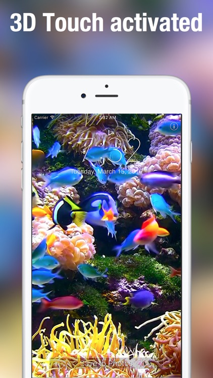 Aquarium Dynamic Wallpapers screenshot-2