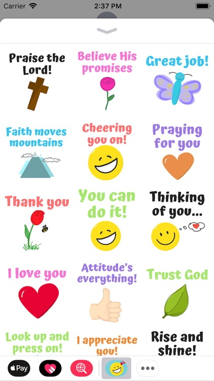 Christian Encouragement Notes
