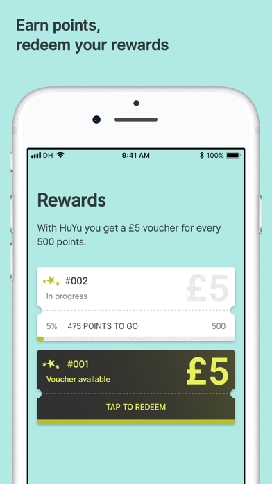 HuYu – Paid Surveys & Rewards screenshot four