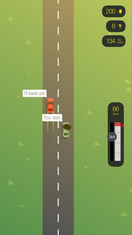 Drag Race FRVR - Hit the Gas! screenshot-3