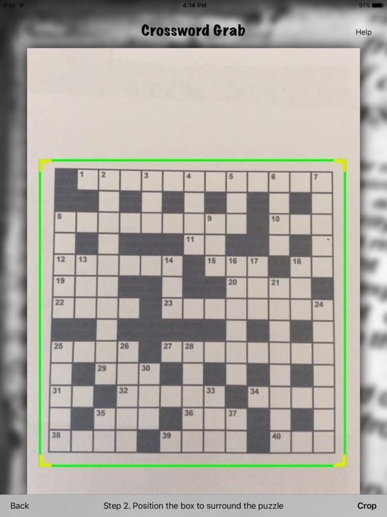CrosswordGrab