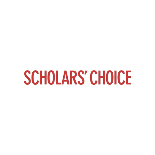Scholars' Choice icon