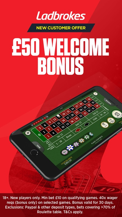 Ladbrokes Casino & Games screenshot-0