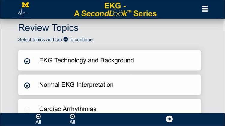 EKG - SecondLook