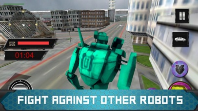 Extreme Robot Transform -Fight screenshot 2