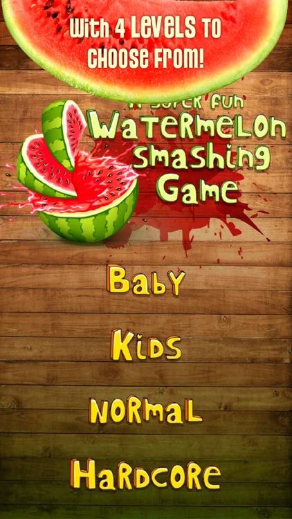 A Watermelon Smash! Blast