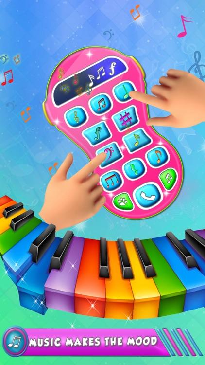 Cute Phone Toy Animal Sound