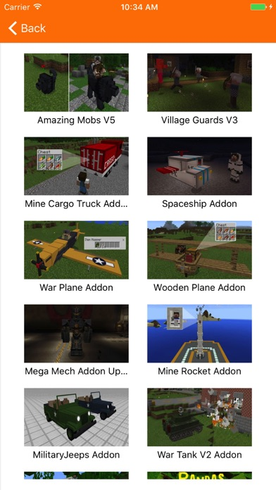 AddOns Maker for Minecraft PE - AppRecs