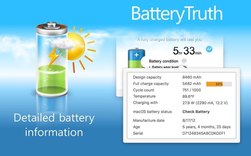 BatteryTruth for Mac