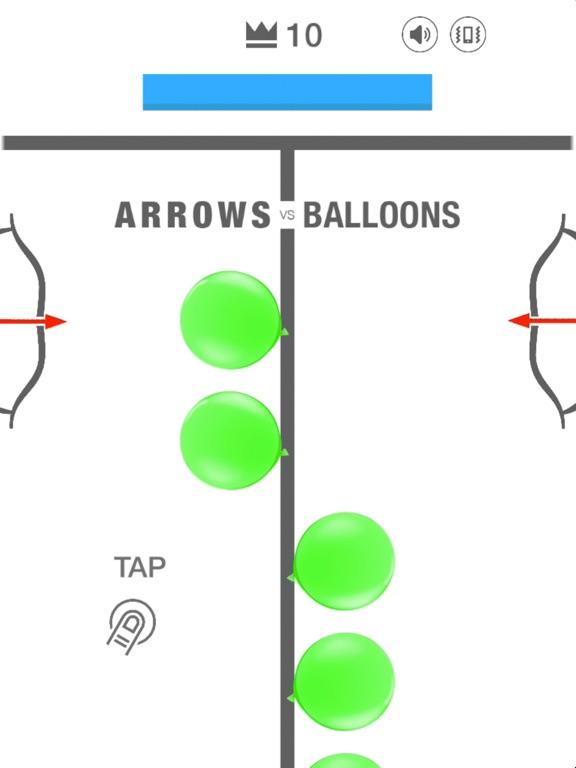 Arrows vs Balloons screenshot 8