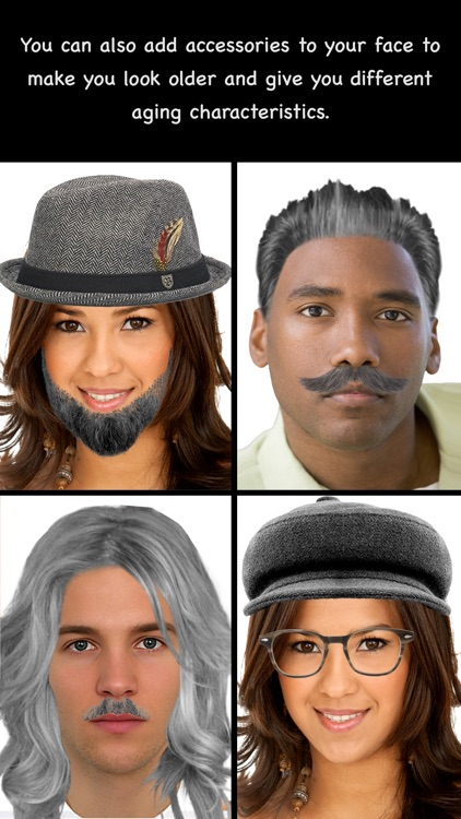 Age Editor: Face Aging Effects screenshot-4