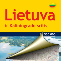 Lithuania. Road map.