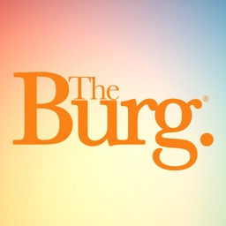 The Burg Stickers