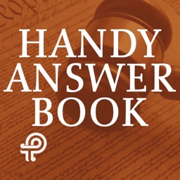 The Handy Law Answer Book