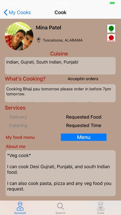 Cook for me screenshot-4