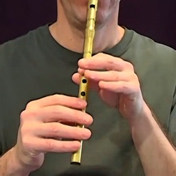 Tin Whistle - Key of High D