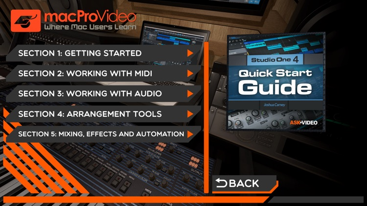 Start Guide For Studio One 4