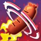 奔跑吧大大香肠 - Huuuge点点小游戏 icon