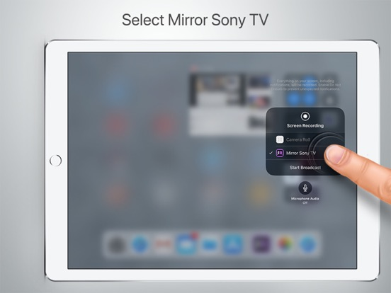 Mirror for Sony Smart TV screenshot 10