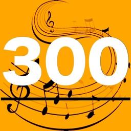 Golden Songs 300