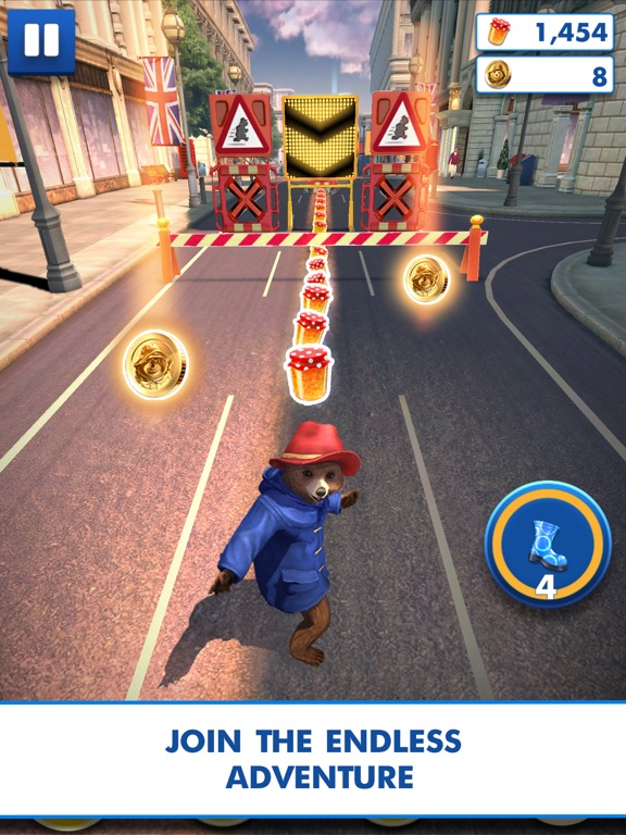 Paddington™ Run screenshot 6