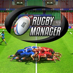 Rugby Manager : Be a manager