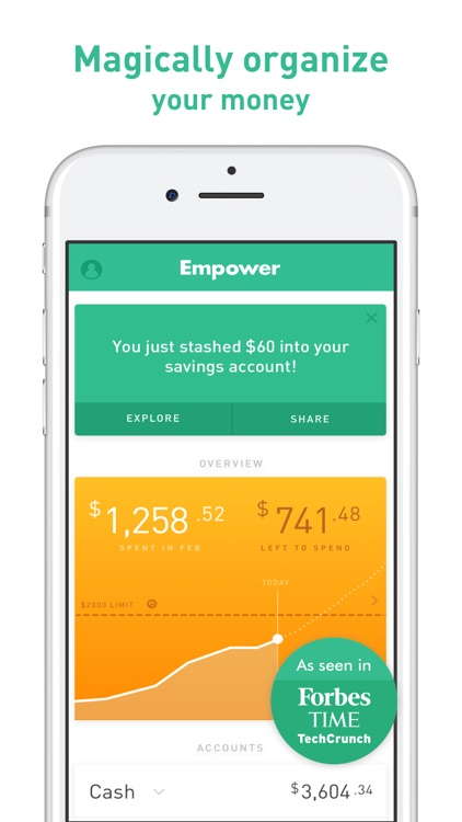 Empower - Banking & Budgeting screenshot-0