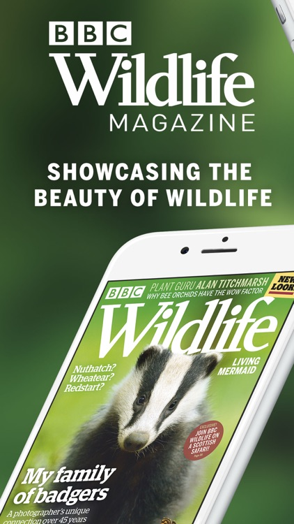 BBC Wildlife Magazine screenshot-0