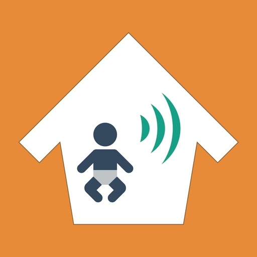 Baby Monitor App ~ Cloud Audio for iPhone