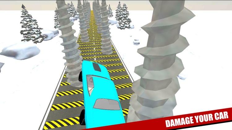 Speed Bump Crash Driver Engine screenshot-5