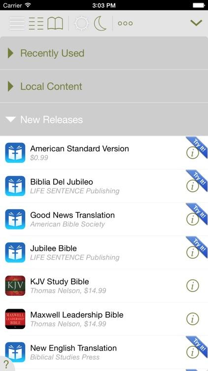 New Women's Devotional Bible screenshot-4