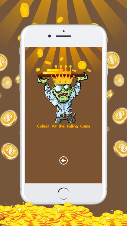 Zombie Gold Game For Halloween screenshot-3