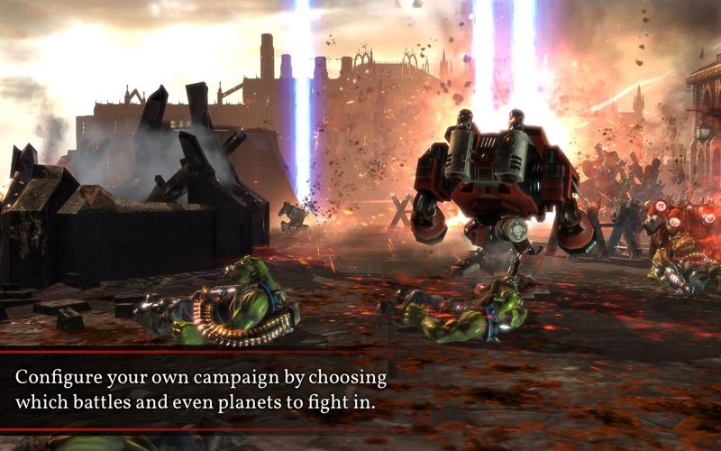 Warhammer 40K: Dawn of War II screenshot 4