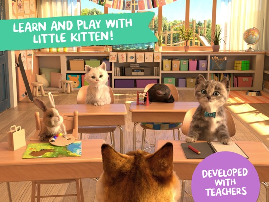 Little Kitten & Friends screenshot 7