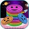 Galaxy Pancake Tower - Stack