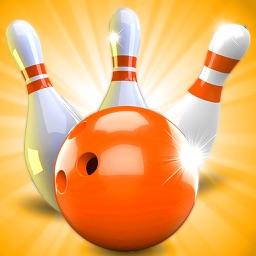 Bowling Rolling Balls