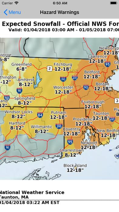 Forecast Now+ Screenshot