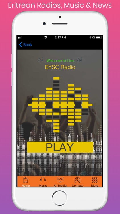 Eritrean Radios, Music & News screenshot-3
