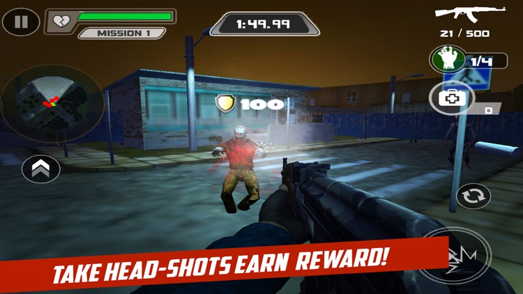 Zombie Kill: FPS screenshot-3